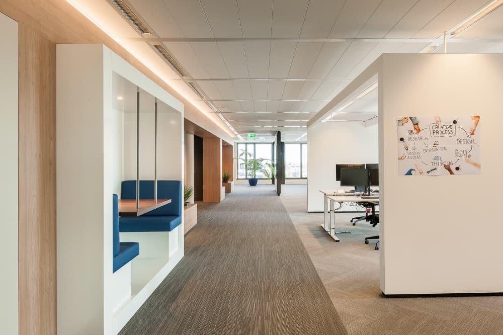 Omniplan Amsterdam Wildenberg interieurarchitectuur ontwerpt interieur kantoor scrum wand