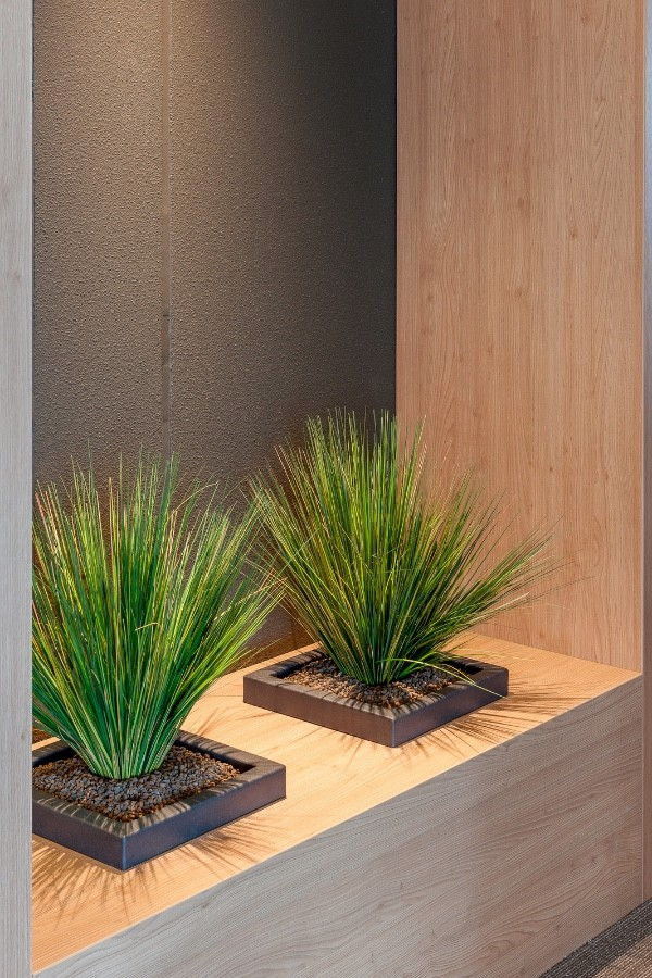 Omniplan Amsterdam Wildenberg interieurarchitectuur ontwerpt interieur kantoor planten