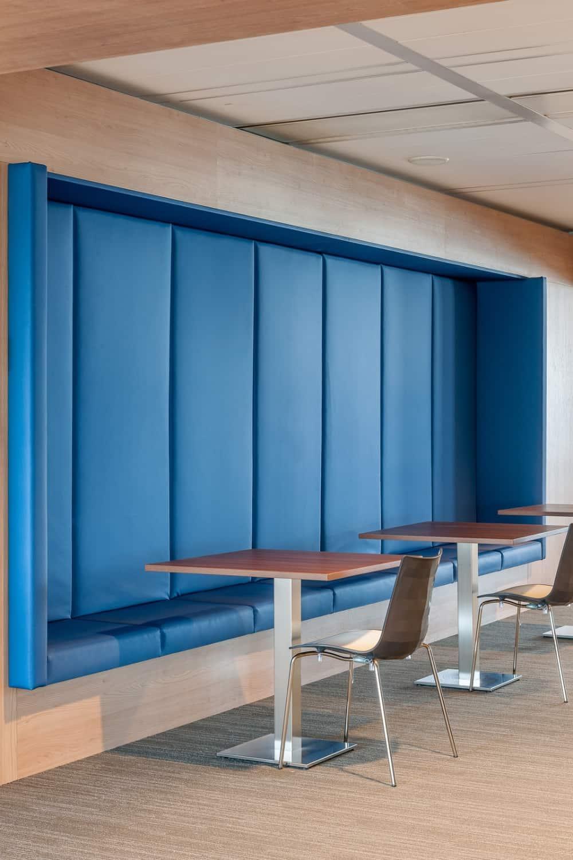 Omniplan Amsterdam Wildenberg interieurarchitectuur ontwerpt interieur kantoor flexibele werkplekken