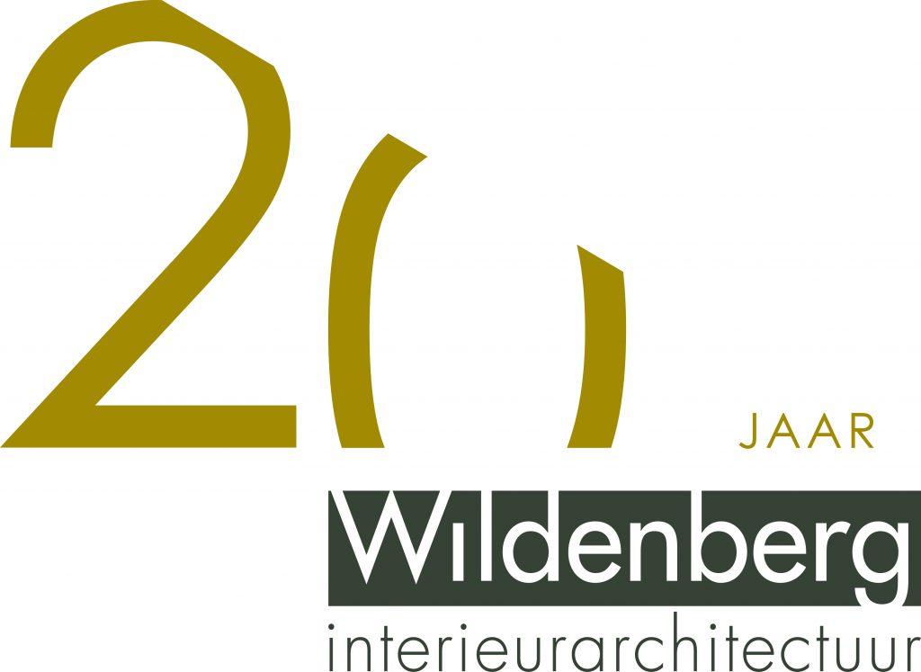 Wildenberg interieurarchitectuur jubileum logo