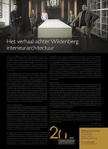 Wildenberg interieurarchitectuur foto teamleden kantoor verhaal
