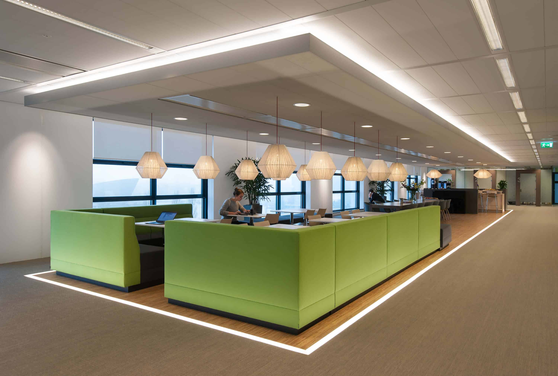 Wildenberg Interieurarchitectuur Stan ontwerpt kantoorinterieur voor Hay Group Amsterdam