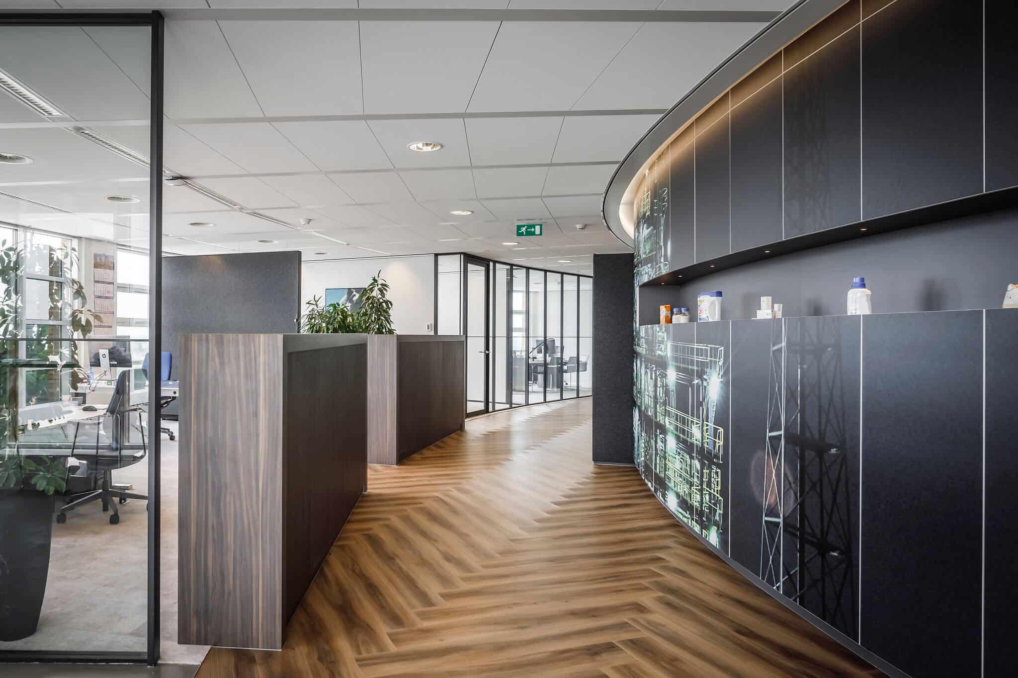 Wildenberg ontwerpt kantoor Delamine indirecte verlichting jpg