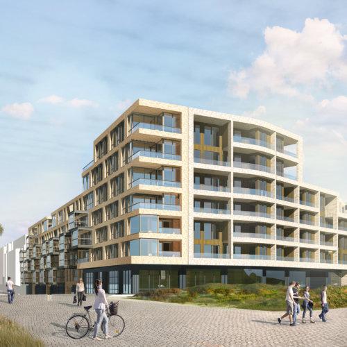 interieurarchitect Stan Wildenberg Houtrustkade ontwerp interieur appartement ZuidHaven Scheveningen ontwerp WE architecten ontwikkelaar MRP Development aannemer Van Wijnen