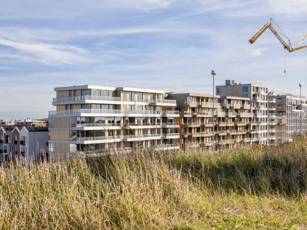 binnenhuisarchitect Stan Wildenberg Norfolkterrein ontwerp interieur appartement ZuidHaven Scheveningen ontwerp WE architecten ontwikkelaar MRP Development aannemer Van Wijnen
