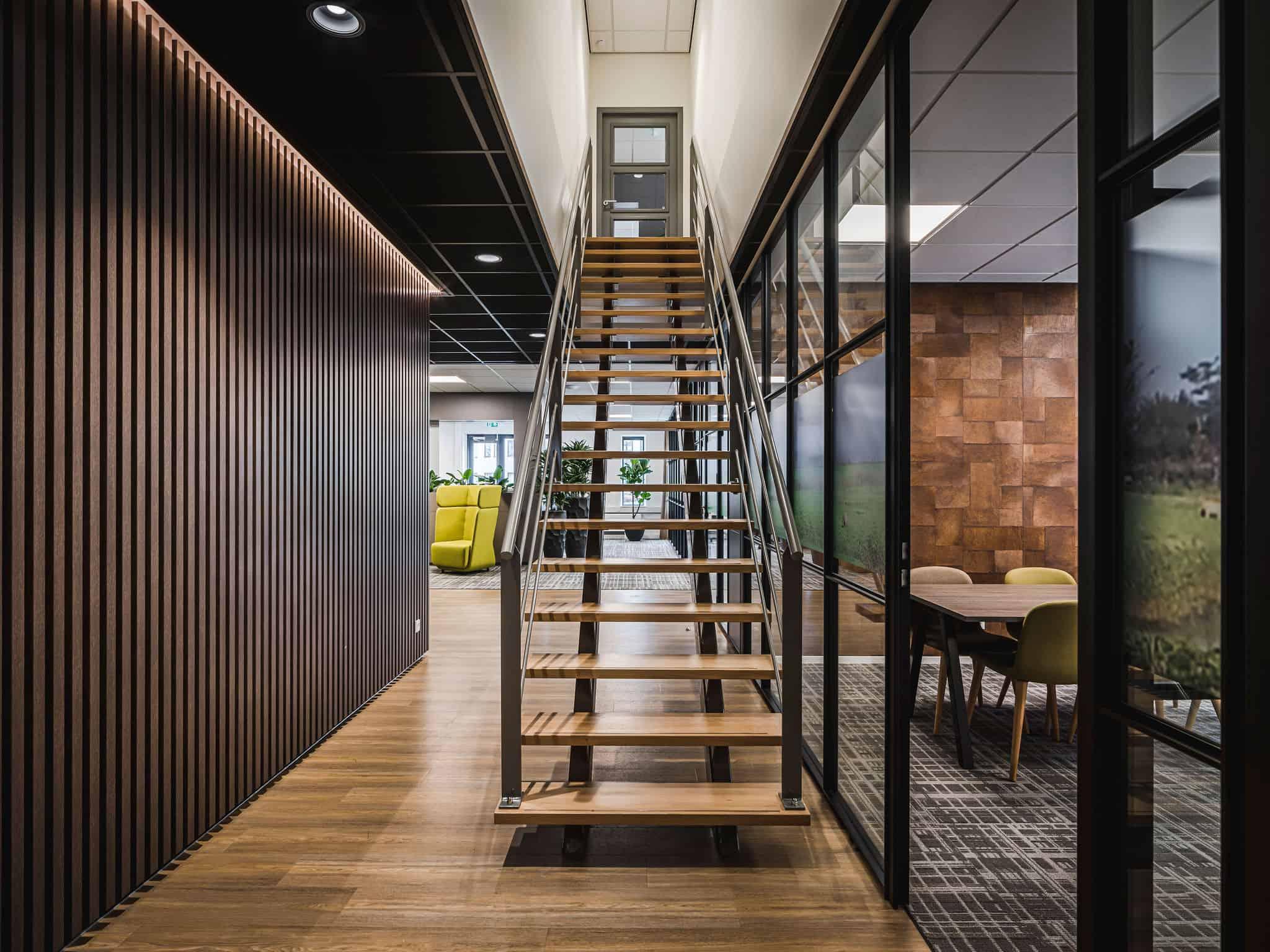binnenhuisarchitect Wildenberg ontwerp COKZ vergaderruimte Fijri, Planeffect