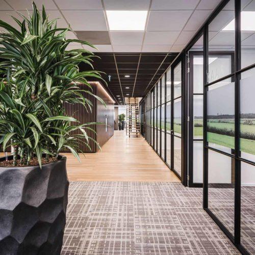 binnenhuisarchitect Wildenberg ontwerp COKZ verkeersruimte gaanderij trap Meinema Planeffect Forbo