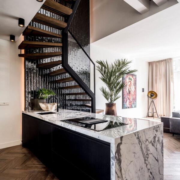 interieurarchitect Stan Wildenberg interieurontwerp interieur interiordesign luxurylifestyle luxuryinteriors luxuryhomes keukeninspiratie kitcheninspiration Peter Baas Photography